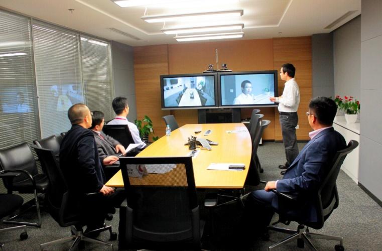 在线会议网站,极大的提高了我们的会议效率